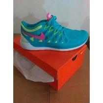 Zapatos Nike Free 5.0 Modelos Nuevo Unisex