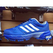 Zapatos Deportivos (gomas) Adidas Marathon Para Caballeros.