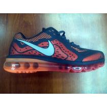 Zapatos Deportivos (gomas) Nike Air Max 360 Para Caballeros