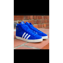 Botines Adidas Originals Basket Profi 100 Por 100to Original