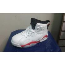 Zapatos Jordan Nike Retro 6 Ventanitas Niños-niñas
