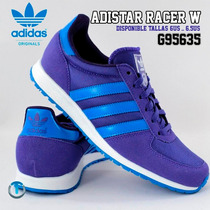 Zapatos Adidas Orginals Adistar Racer Tallas 6us / 6.5us