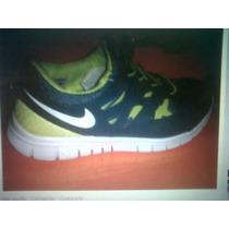 Gomas Nike Free Para Niños Y Niñas Nuevas En Su Caja.