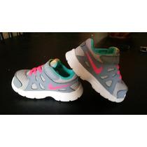 Gomas Nike Para Niña Talla 22