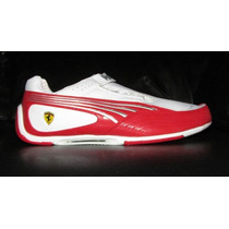 Zapatos Puma Ferrari Botines Para Caballeros Tallas 39 A 44