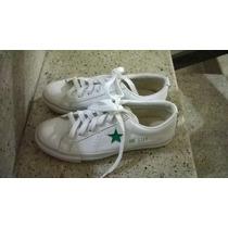 Zapatos Convers De Cuero Originales