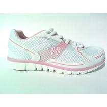Zapatos Deportivos Para Dama Maria Pizzola Clas13