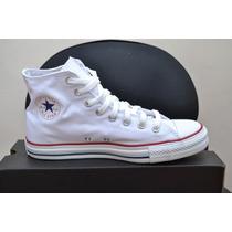 Botas Converser All Star Hi White Optic Chuck Taylor M7650