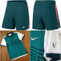 Short Roger Federer Original Nuevo