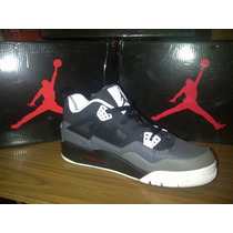 Nike Jordan Carrito Gris Talla 43,5 O Talla 11 Us Mide 29 Cm