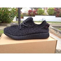 Zapatos Adidas Yezzy Boost 350 Negros Completos
