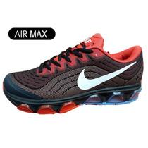 Zapatos Nike Air Max 2015 Caballeros Y Dama 100% Originales
