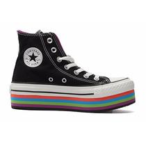 Converse All Star Chuck Taylor Platform Hi Top C540268 Damas