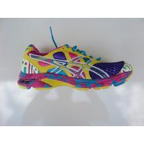 Zapatos Asics Para Damas 100% Originales