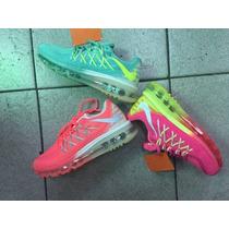 Zapatos Deportivos Nike Air Max 2015/16 De Dama Y Caballero