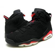 Zapatos Jordan Retro 6 Ventana Desde La Talla 39 Hasta La 45