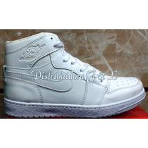 Bota Jordan Retro Blanca