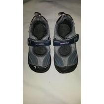 Zapatos Deportivos Merrell Para Niña