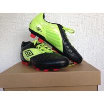 Zapatos Tacos De Futbol Umbro Geometra Cup-j Fg Originales