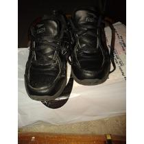 Zapatos Rs21 Escolares Talla 26 Negros