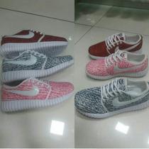 Zapatos Deportivo Nike, Adidas De Dama, Caballero Y Niños
