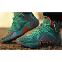 Zapatos Nike James Lebron De Caballeros De La Talla 40-45