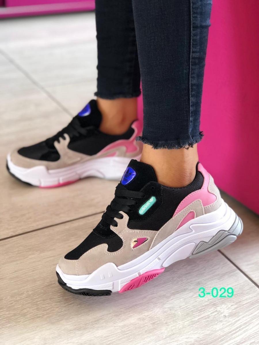 be9b85941ff5a zapatos deportivos adidas falcon. Cargando zoom.