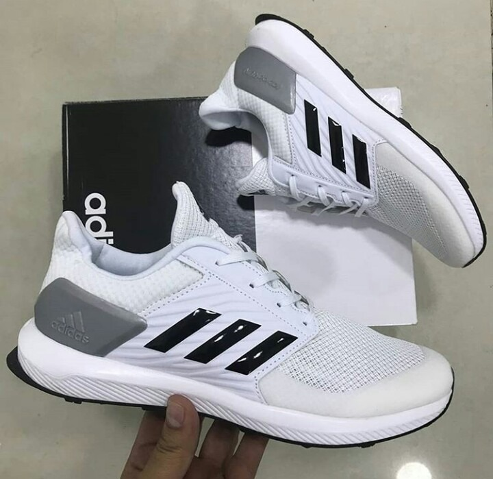 2d83c5c6ab11c wholesale zapatos deportivos adidas rapida run . color blanco us 8800 en  mercado libre 01b42 ebfb6