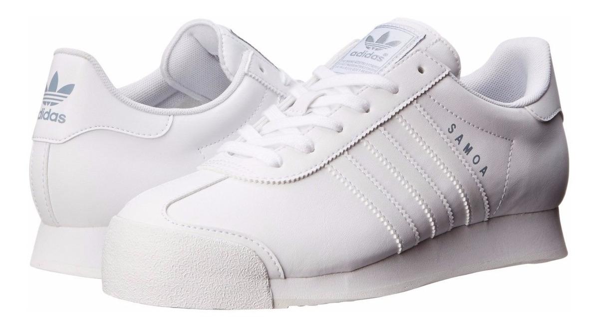 Zapatos Adidas Blancos Con Colores Zapatos Deportivos en
