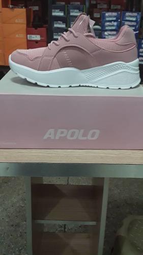 zapatos deportivos apolo originales
