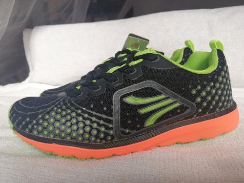 zapatos deportivos apolo para niñas talla 33