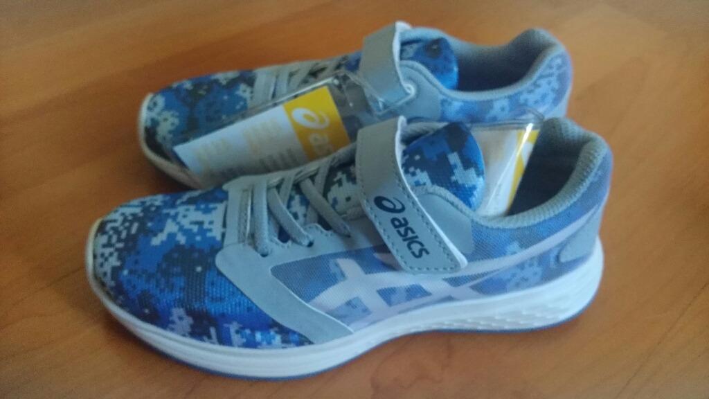 9bedc2a2e zapatos deportivos asics niño talla 13. Cargando zoom.