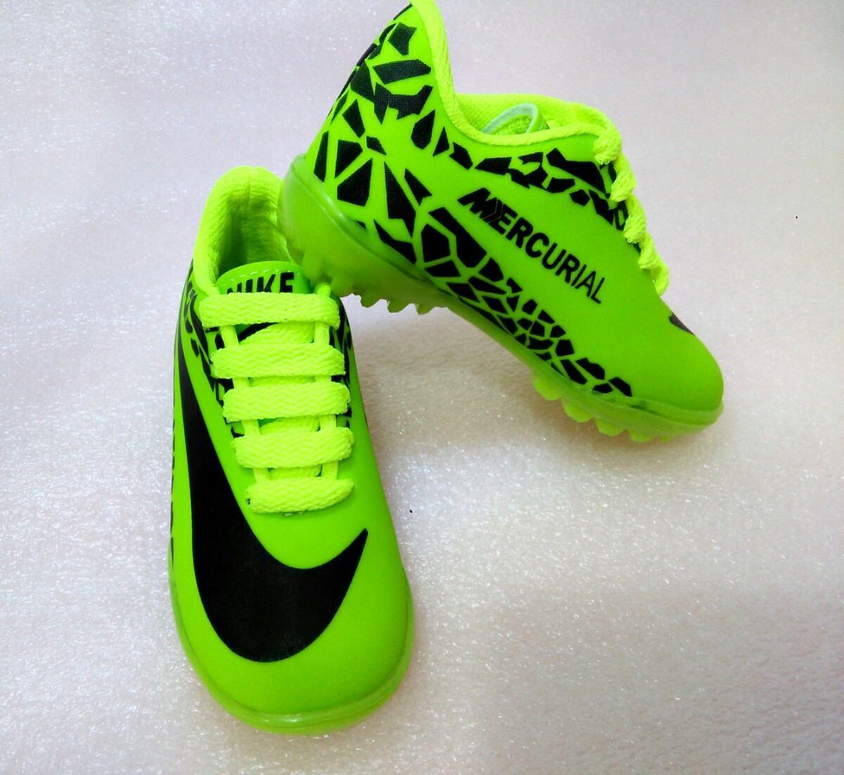 Zapatos deportivos bota guayo para ni os 21 26 bs en mercado libre - Zapateros para ninos ...