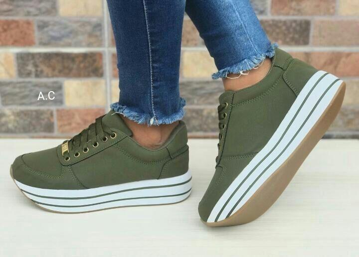 b296bf3d Zapatos Deportivos Colombianos De Moda Para Mujer Colombia ...