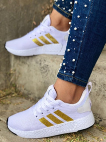 Zapatos Adidas Retro Damas Hombre Nike Zapatos Nike Blanco