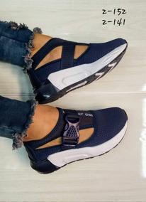dd336e08e343 Botas Deportivas Para Mujer Baratas - Zapatos Azul en Mercado Libre ...