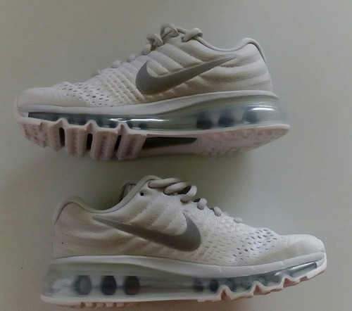 zapatos deportivos dama nike air max 2017 running original