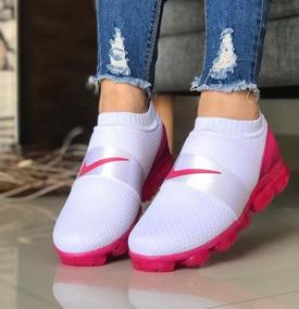 Zapatos Deportivos Dama Sin Trenza