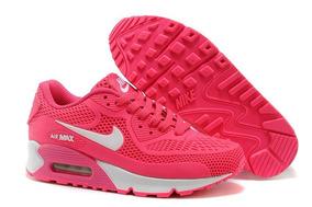 Rosa Negra Mujer Nike Zapatos Nike de Hombre Rosa claro en