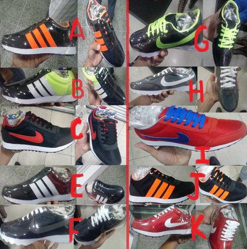 zapatos deportivos de caballeros adidas nike convers rs21