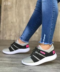 9d674f73e8 Zapatos Deportivos De Mosa Para Damas - Zapatos Deportivos Blanco en ...