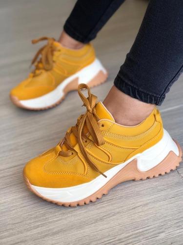 zapatos deportivos de damas