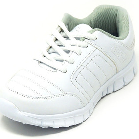 e297154016e Zapatos Deportivos Escolares Yoyo Unisex 14151l Blanco 32-39