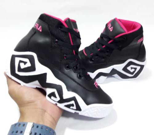 zapatos deportivos fila,