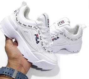 Zapatos Deportivos Fila, Moda Colombiana!!