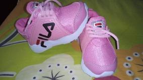 46a088ecd6 Zapatillas De Nena Fila - Zapatos Deportivos Rosa en Mercado Libre ...