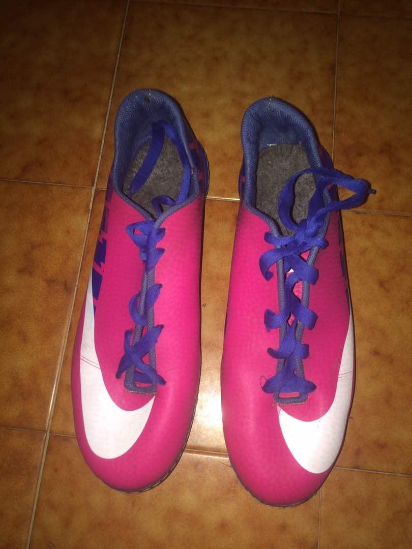 hot sale online 3cf6d ebcbe zapatos deportivos guayo nike mercury talla 39. Cargando zoom.