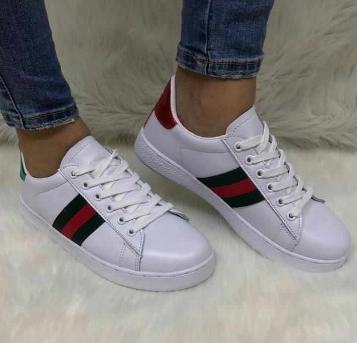 Zapatos Deportivos Gucci -   220.000 en Mercado Libre ccb3522baa12