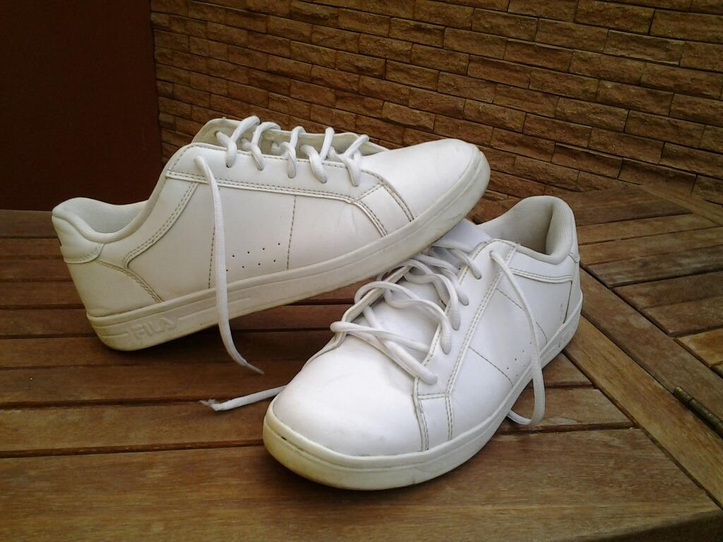 Zapatos En 41 Usados Bs Marca Fila Talla Hecho China Deportivos UGzMVqpS