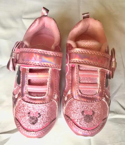 zapatos deportivos minnie